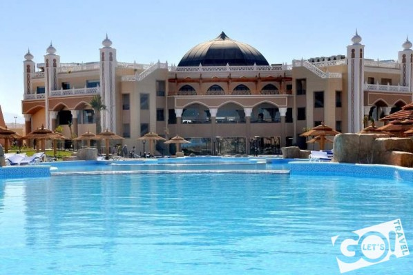 JASMINE PALACE RESORT 5*
