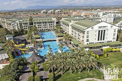 ALVA DONNA BEACH RESORT COMFORT 5*