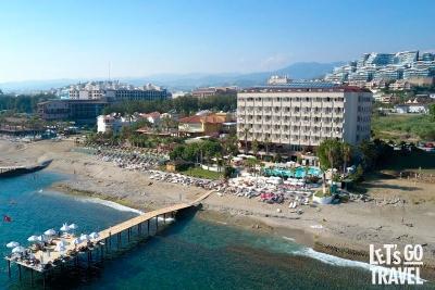 ANITAS HOTEL 4*