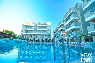 BEGONVILLE HOTEL 3*