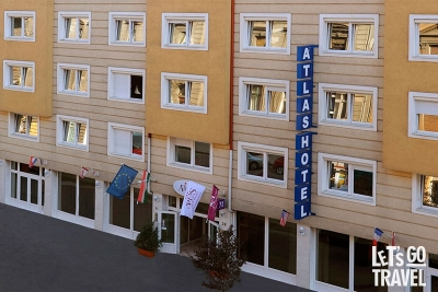 CITY HOTEL ATLAS 3*