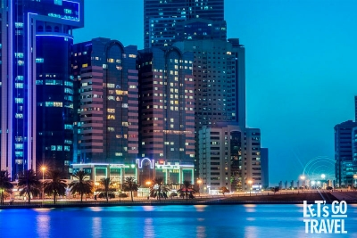 GOLDEN TULIP SHARJAH HOTEL APARTMENTS APT