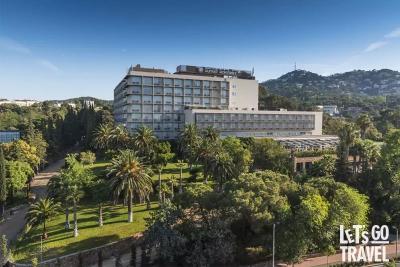 GRAN HOTEL MONTERREY LEISURE (EX.GUITART MONTERREY) 5 *