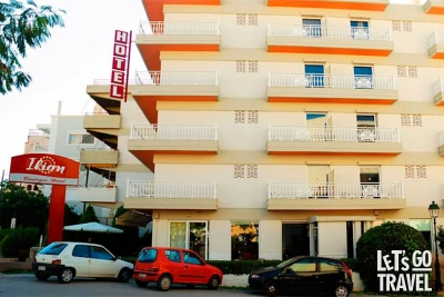 ILION HOTEL LOUTRAKI 3*