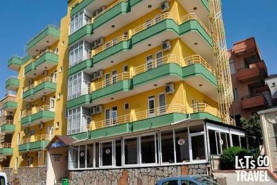 KLEOPATRA ALIS HOTEL 3*