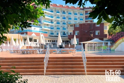 MAYA WORLD BEACH HOTEL 5*