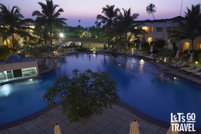 ROYAL ORCHID BEACH RESORT AND SPA 5*