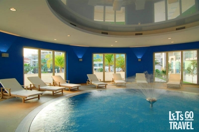 SPLENDID CONFERENCE & SPA BEACH RESORT 5*