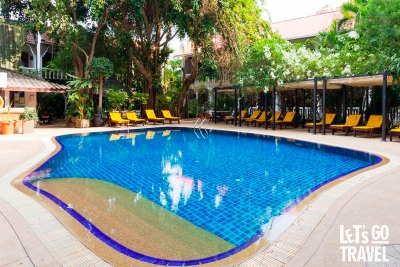 TROPICA BUNGALOW HOTEL & RESTAURANT 3*