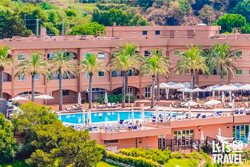 ALTAFIUMARA RESORT & SPA 5*