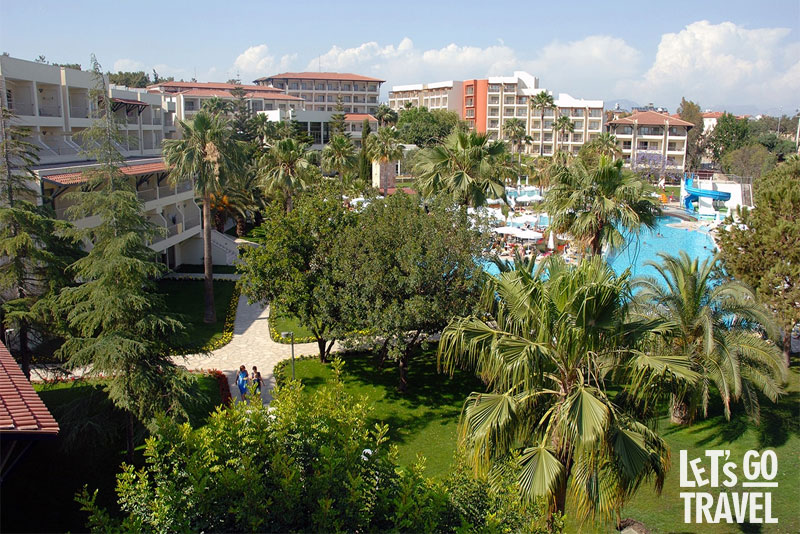 BARUT HEMERA RESORT & SPA 5*