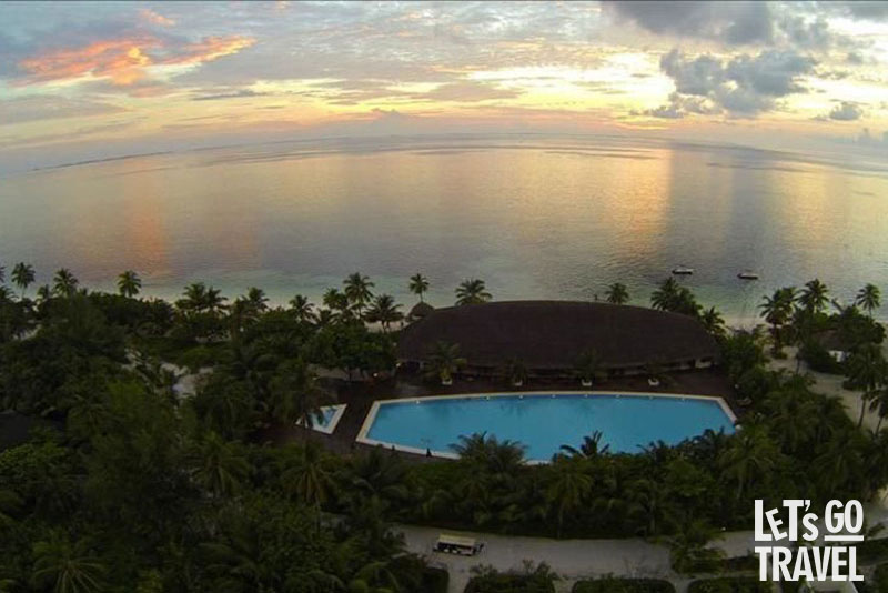 CANAREEF RESORT (EX. HERATHERA ISLAND RESORT) 4*