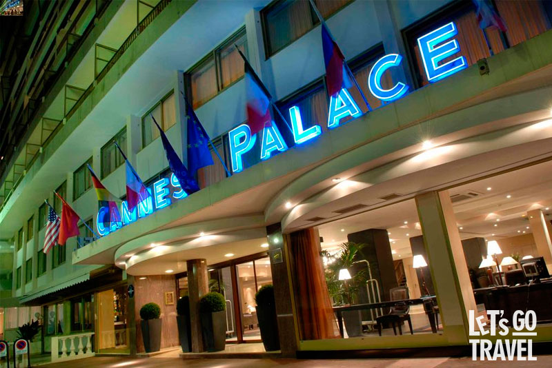 CANNES PALACE HOTEL 4*