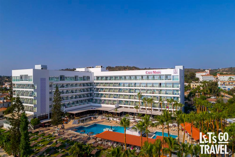 CAVO MARIS BEACH HOTEL 4*