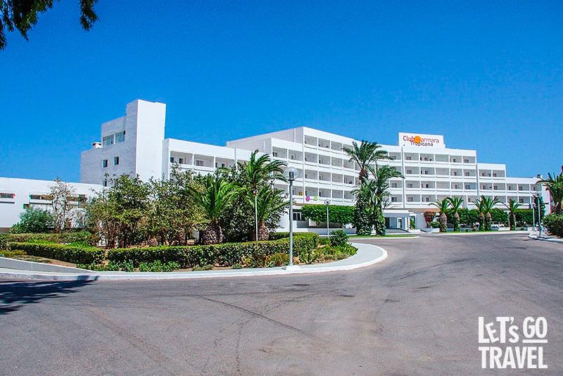 CLUB HOTEL TROPICANA & SPA 3*