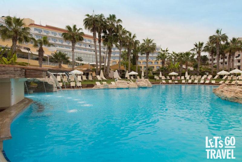 ST. GEORGE HOTEL SPA & GOLF BEACH RESORT 4*