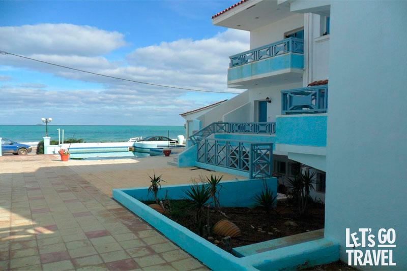 CORALI BEACH HOTEL 4*