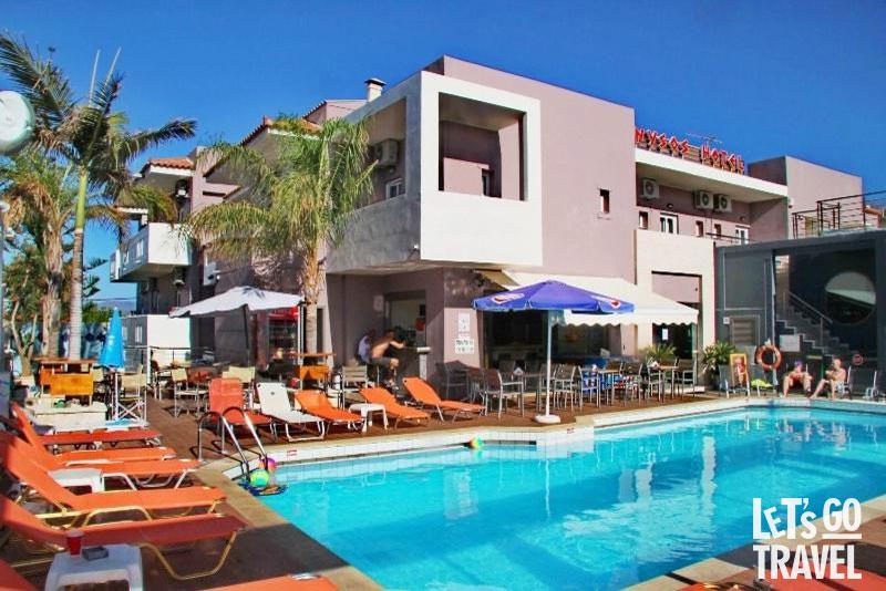 DIONYSOS HOTEL 3*