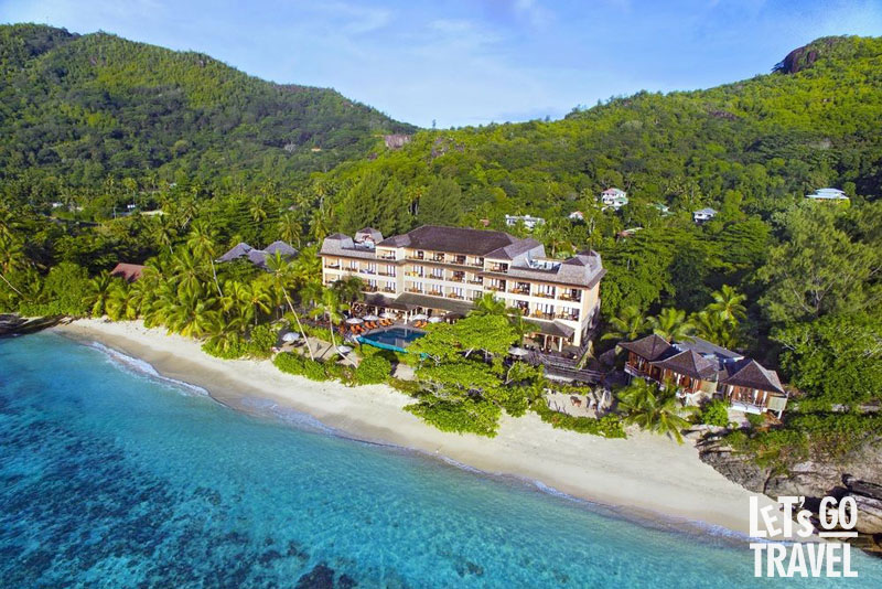 DOUBLE TREE BY HILTON SEYCHELLES ALLAMANDA RESORT & SPA 4*