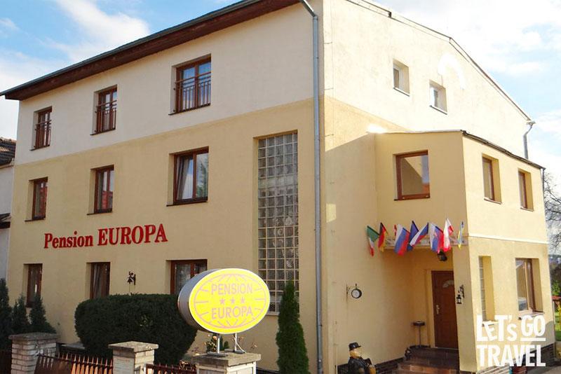 EUROPA PENSION 3*