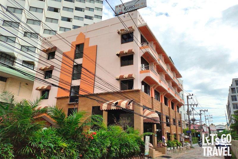 EUROSTAR INTERNATIONAL HOTEL 3*