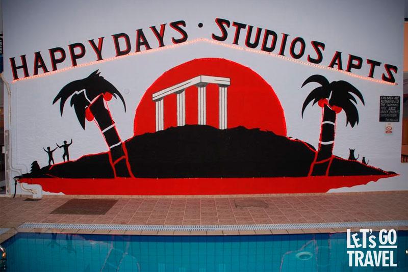 HAPPY DAYS STUDIOS 3*
