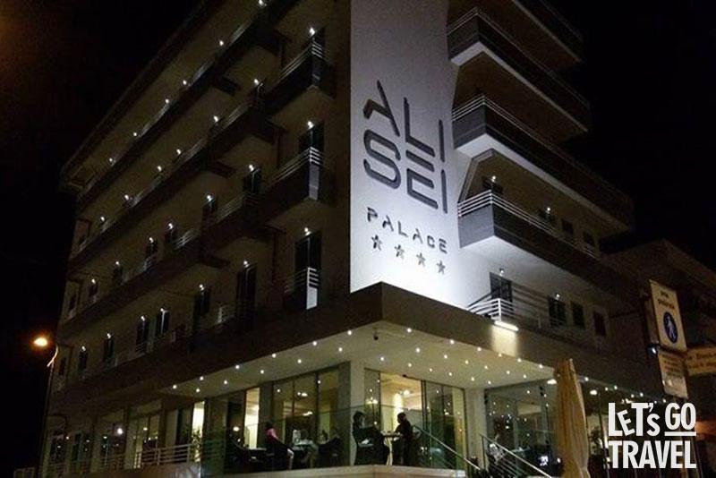 HOTEL ALISEI PALACE 4*