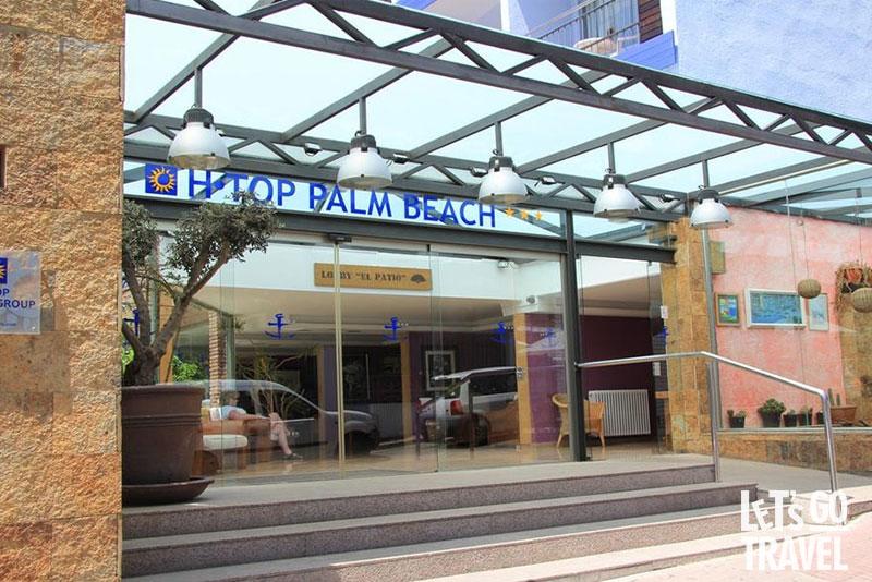 HTOP PALM BEACH (EX. H.TOP ANCLA) 3*