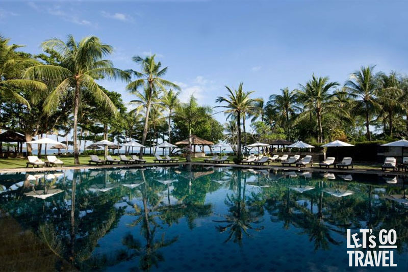 INTERCONTINENTAL RESORT BALI 5*