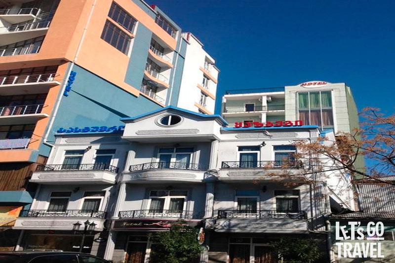 KAZBEGI BATUMI HOTEL 3*
