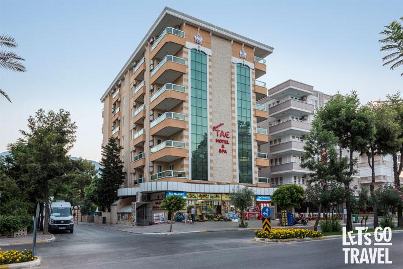 KLEOPATRA TAC HOTEL 3*