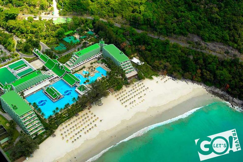 LE MÉRIDIEN PHUKET BEACH RESORT 5*
