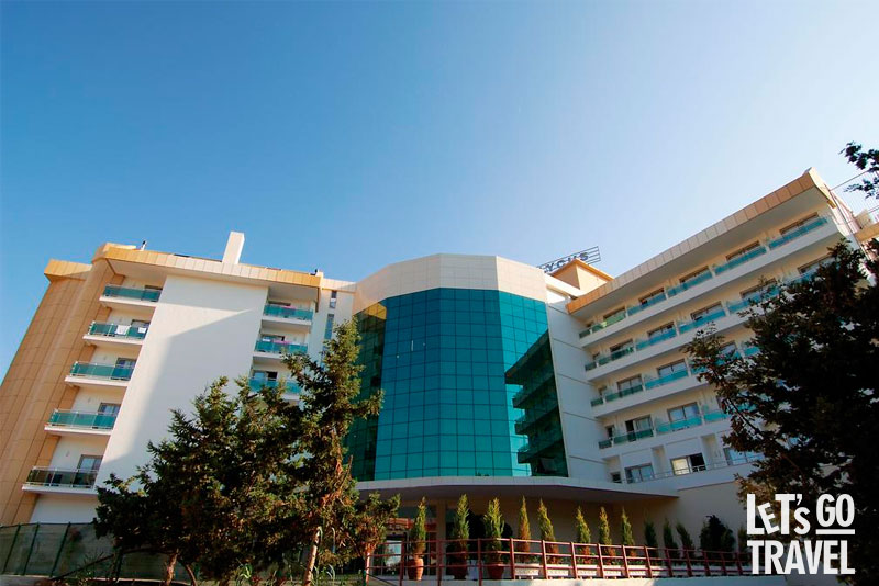 LYCUS BEACH HOTEL 5*