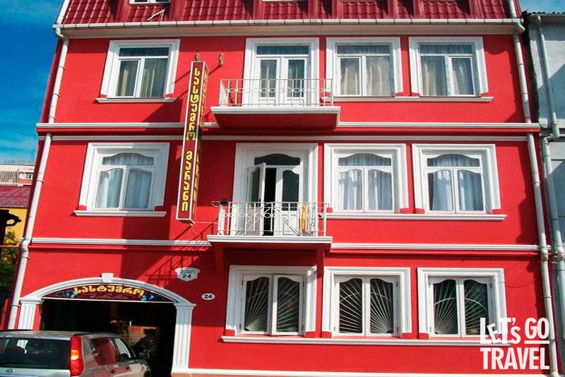 MARANI HOTEL BATUMI 3*