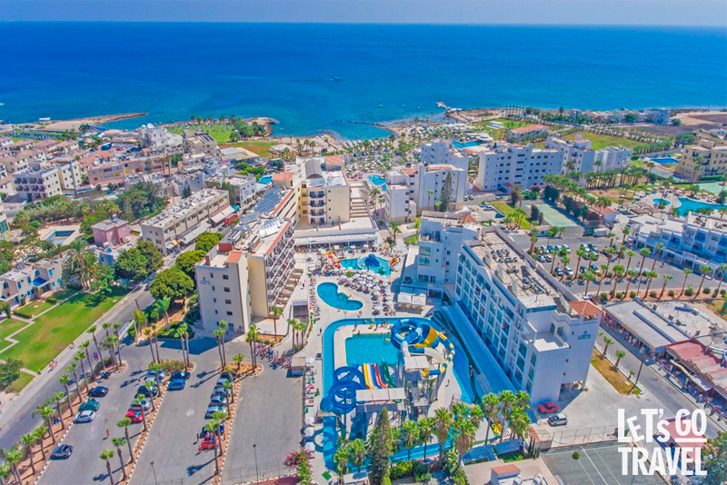 MARLITA BEACH HOTEL APARTMENTS 4*