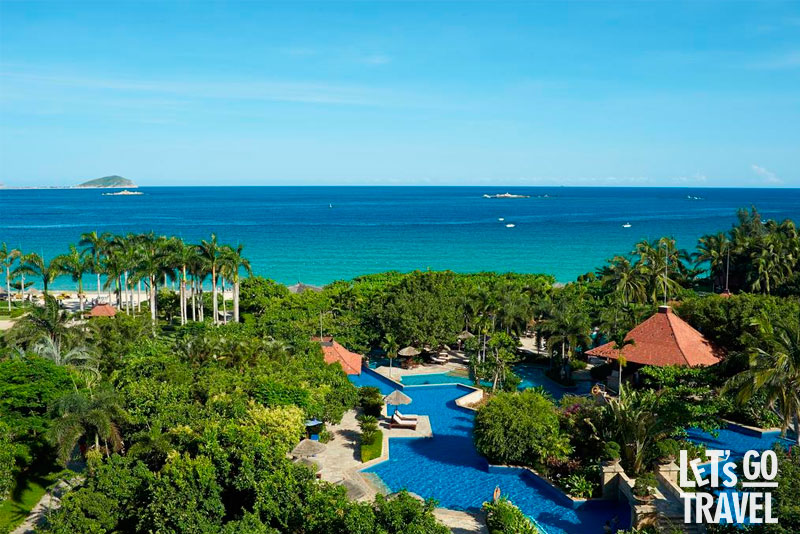 MARRIOTT RESORT YALONG BAY 5*
