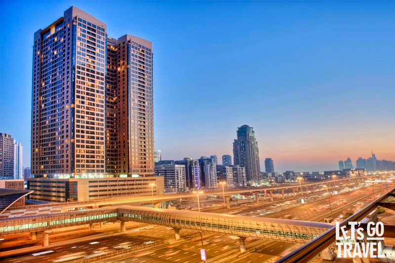 MERCURE HOTEL SUITES AND APARTMENTS BARSHA HEIGHTS 5*