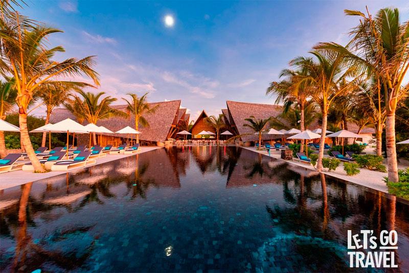 MOVENPICK RESORT KUREDHIVARU MALDIVES 5*
