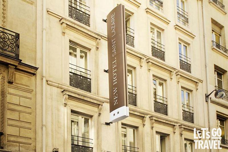 NEW HOTEL SAINT LAZARE 3*