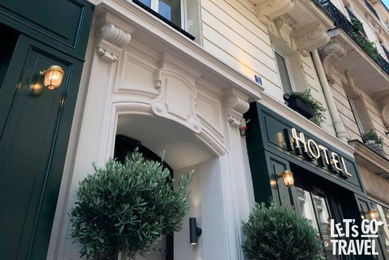 NEW HOTEL LE VOLTAIRE 4*
