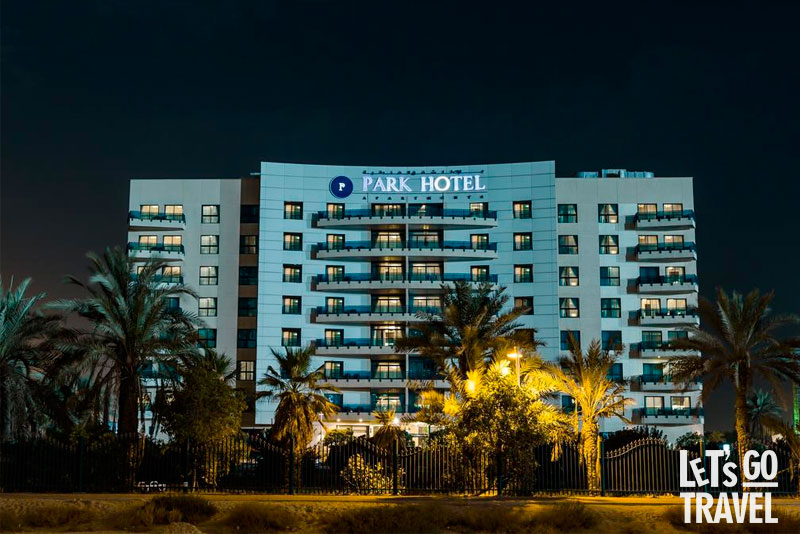PARK HOTEL APARTMENTS 5*
