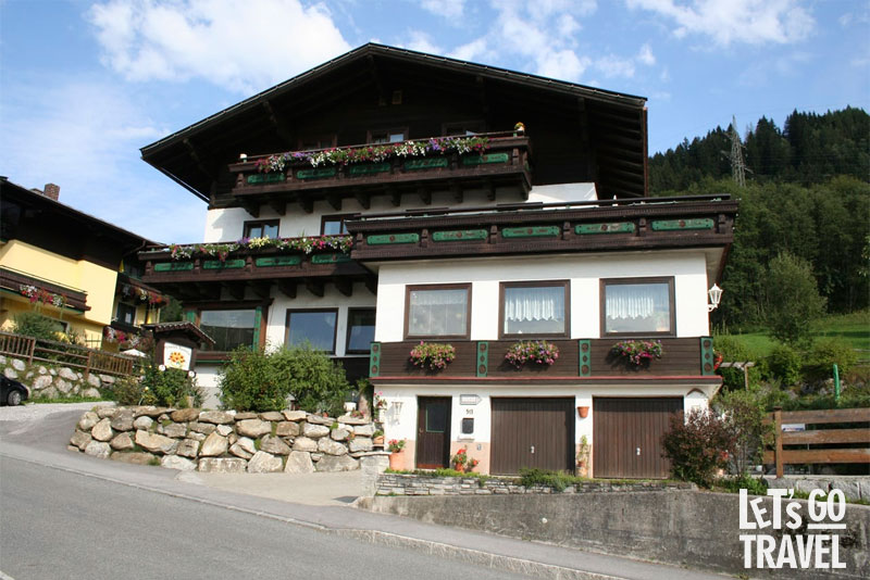 PENSION AUSTRIA 3*