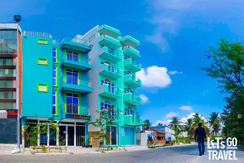 SEASUN BEACH HOTEL GUEST HOUSE