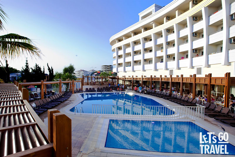 SIDE ALEGRIA HOTEL & SPA 5*