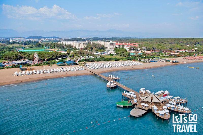 SUENO HOTELS BEACH SIDE 5*