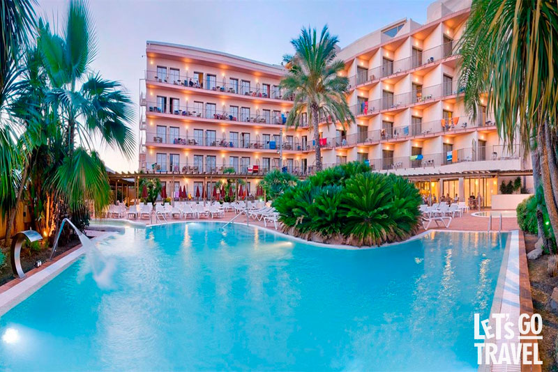 SUMUS HOTEL STELLA & SPA (ADULTS RECOMMENDED) 4*