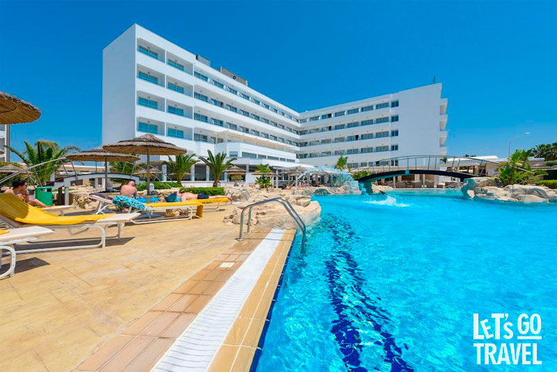 TASIA MARIS BEACH HOTEL & SPA 4*