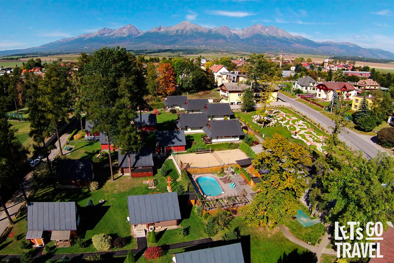TATRY HOLIDAY RESORT APLEND 3*