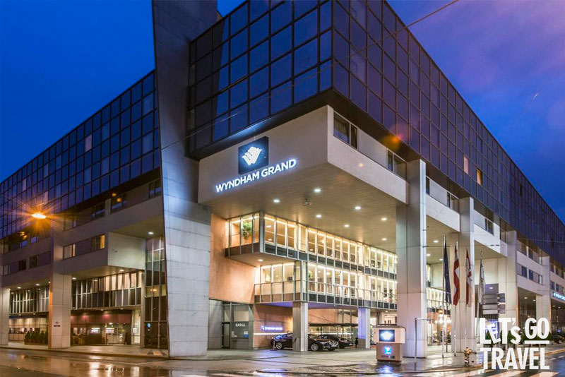 WYNDHAM GRAND CONFERENCE CENTRE 4*