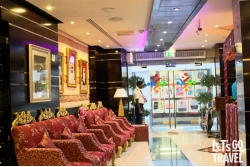 AL KHALEEJ GRAND HOTEL 3*